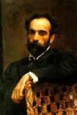 Levitan est né le 18 (30) août 1861 à Kibertai, Lituanie