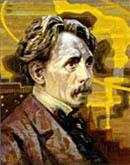 Destin de Ciurlionis, grand musicien et peintre lituanien