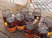 La consommation de bière en Lettonie