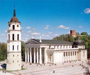 La Cathédrale Saint-Stanislas de Vilnius