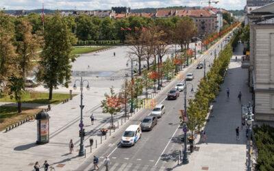 L'Avenue Gedimino (Gedimino Prospektas)